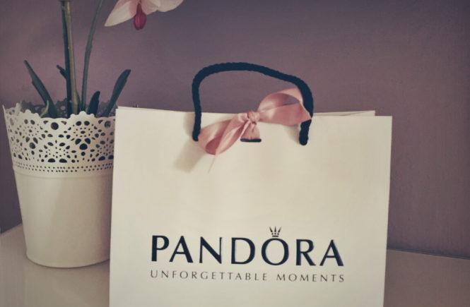 Pandora Verpackung