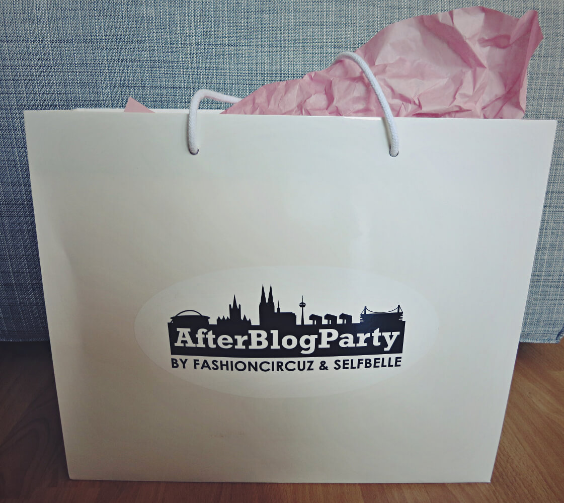 AfterBlogParty Goodie Bag