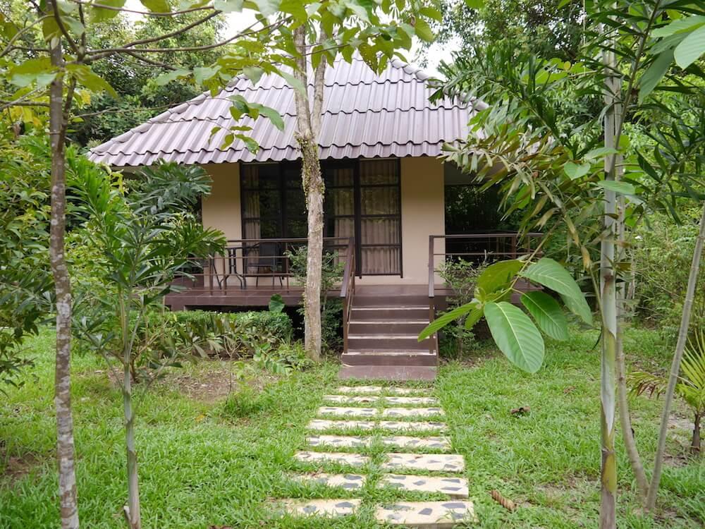 Unterkunft Khao Sok