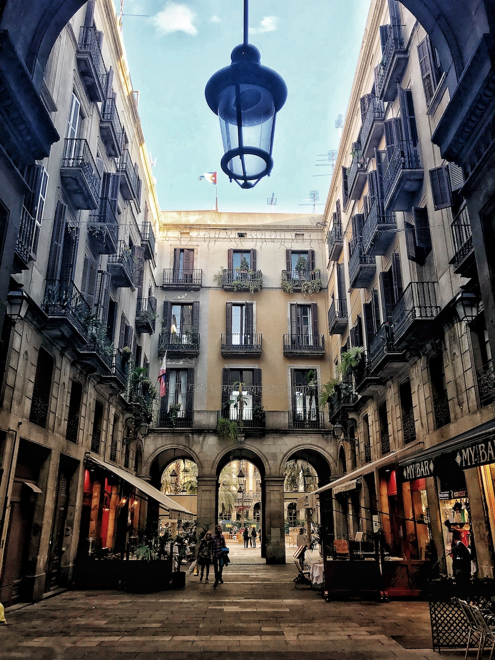 Barcelona La Rambla Restaurant