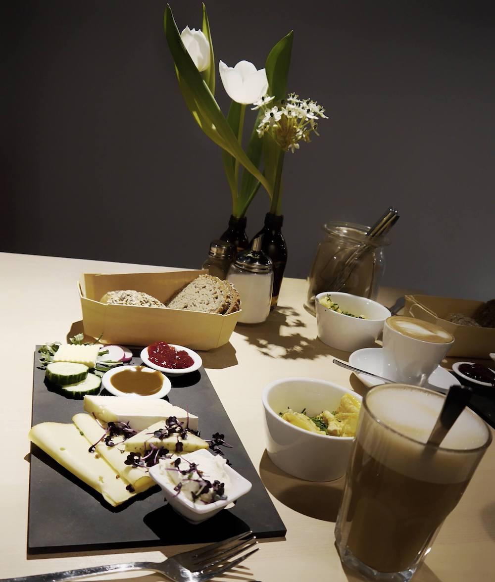 Frühstück Café Heimisch