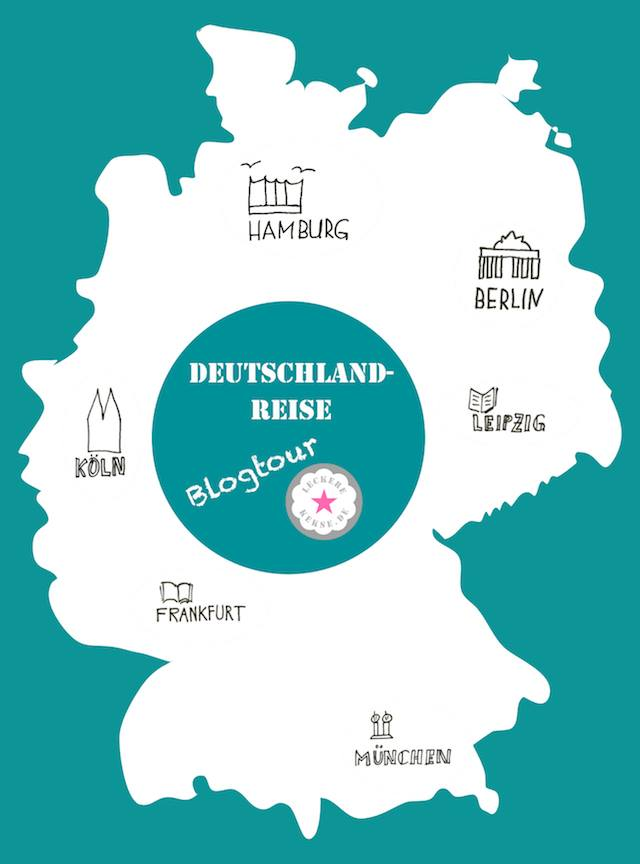 Deutschland Blogtour