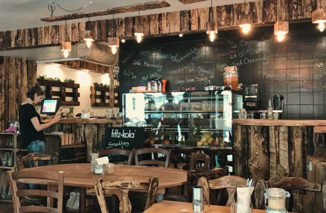 Cafe Buur innen