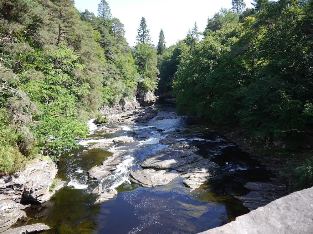 Schottland Fluss