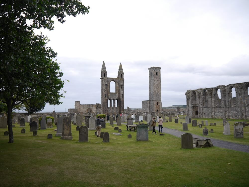 St. Andrews Friedhof