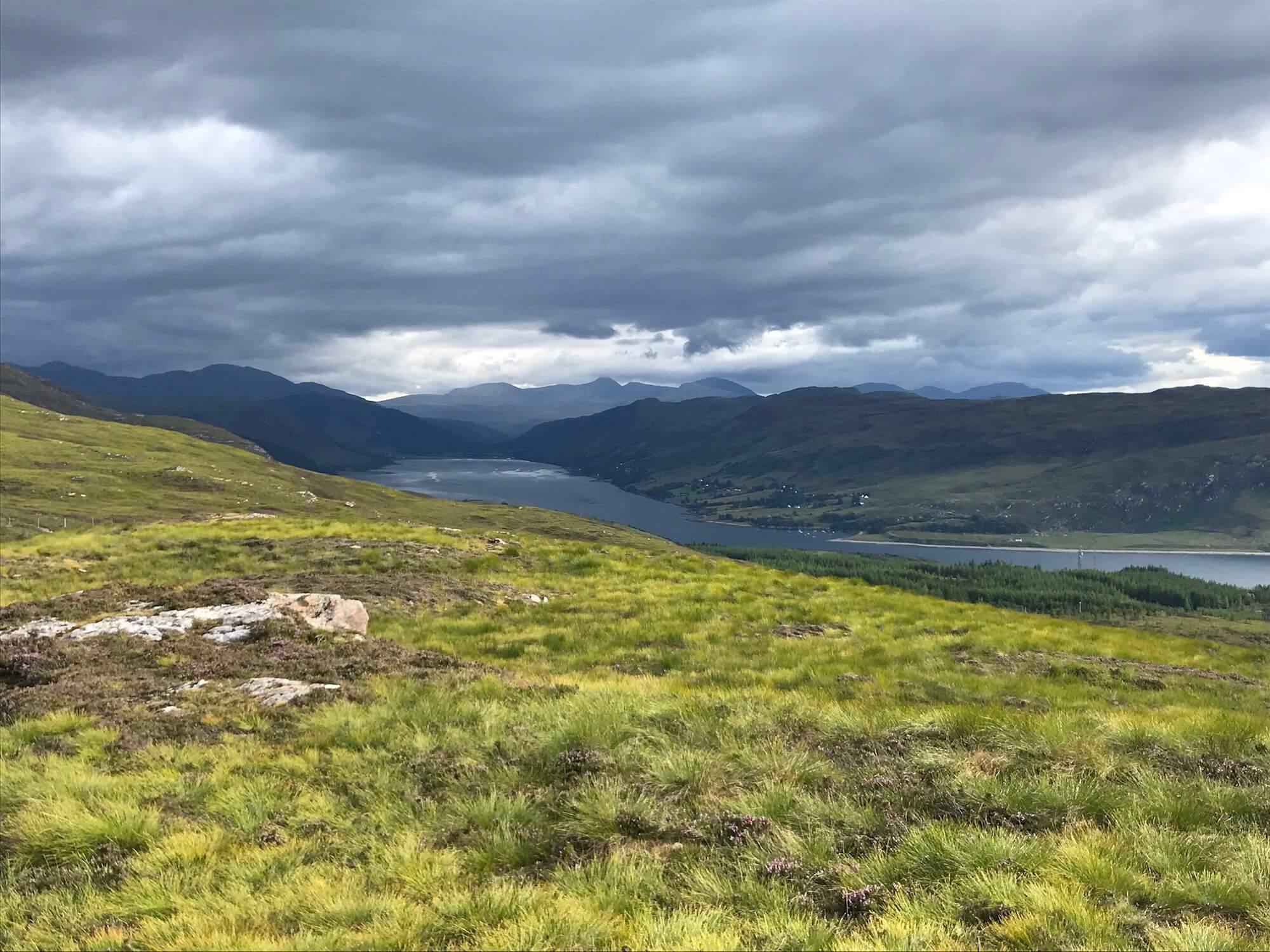 Wanderung Schottland