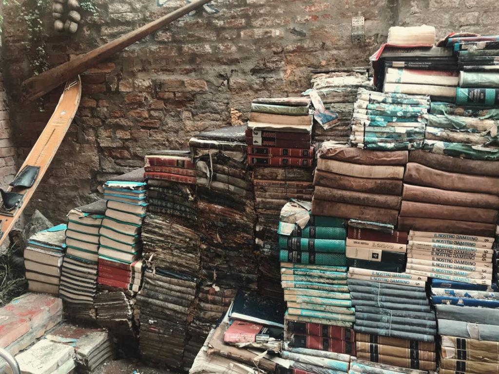 Venedig Buchladen