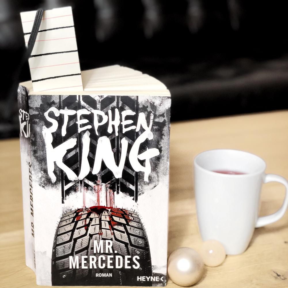 Stephen King Mr. Mercedes Gewinnspiel