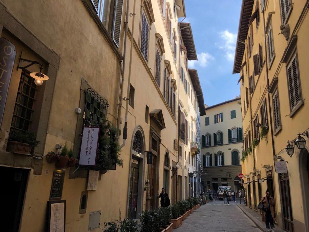 Florenz Zentrum