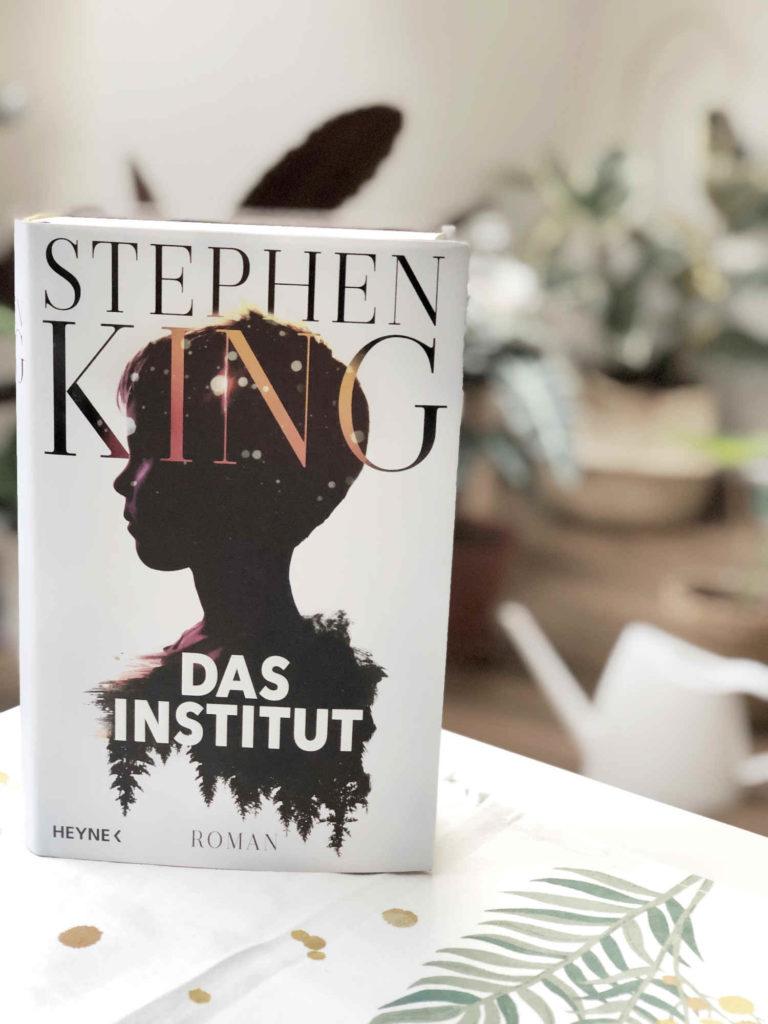 Stephen King Das Institut Rezension