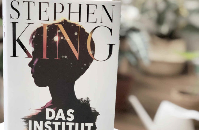 Stephen King Das Institut Rezension