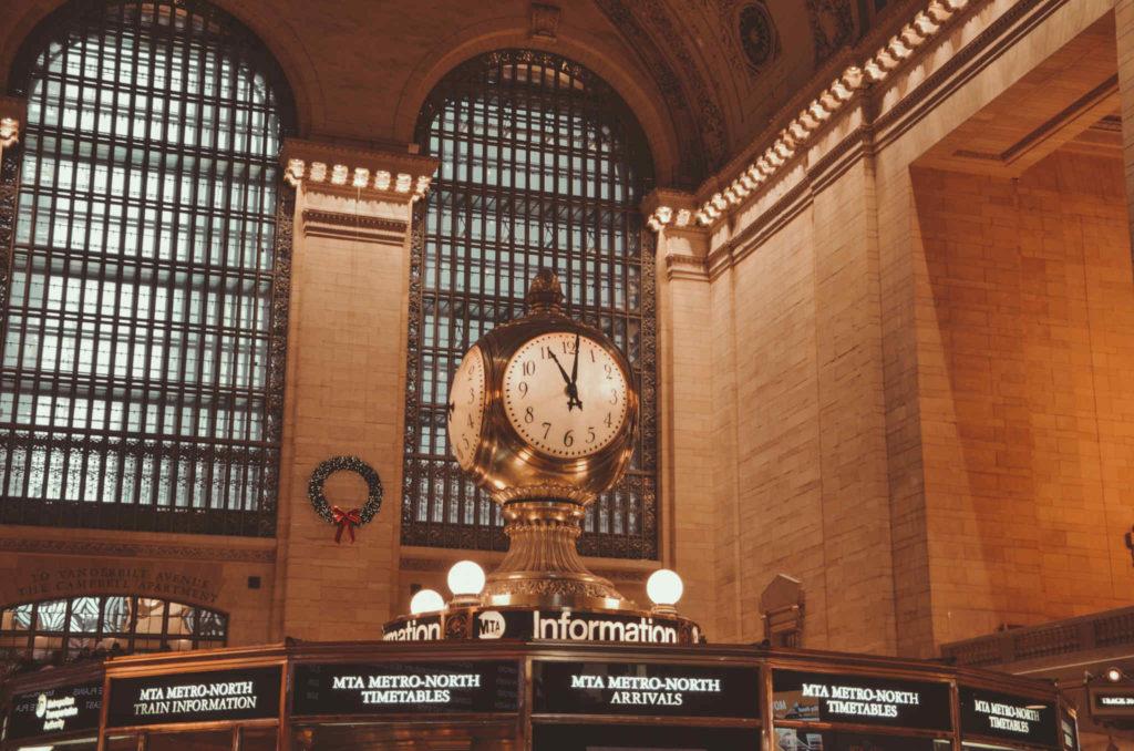 Grand Central Station Uhr