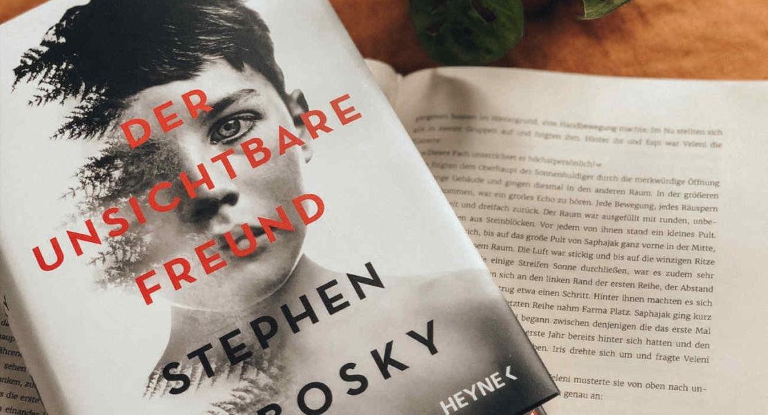 Stephen Chbosky Der unsichtbare Freund