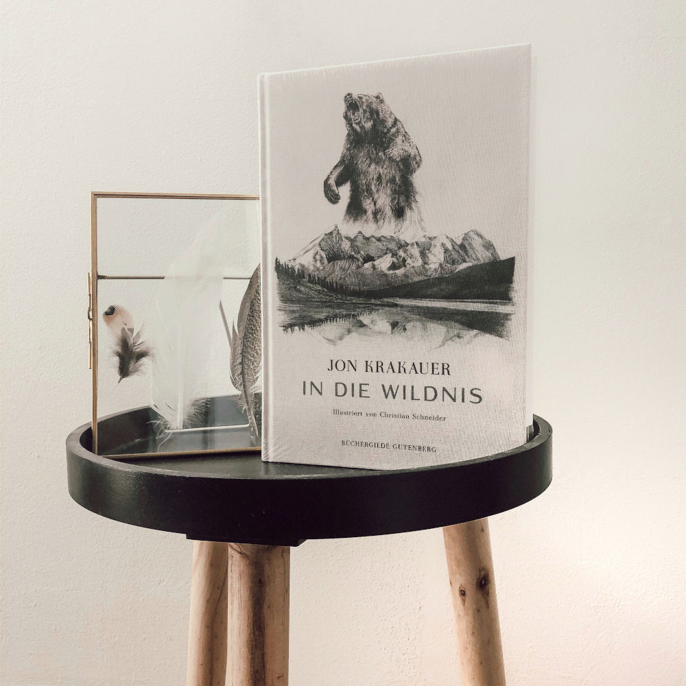 In die Wildnis Jon Krakauer Büchergilde