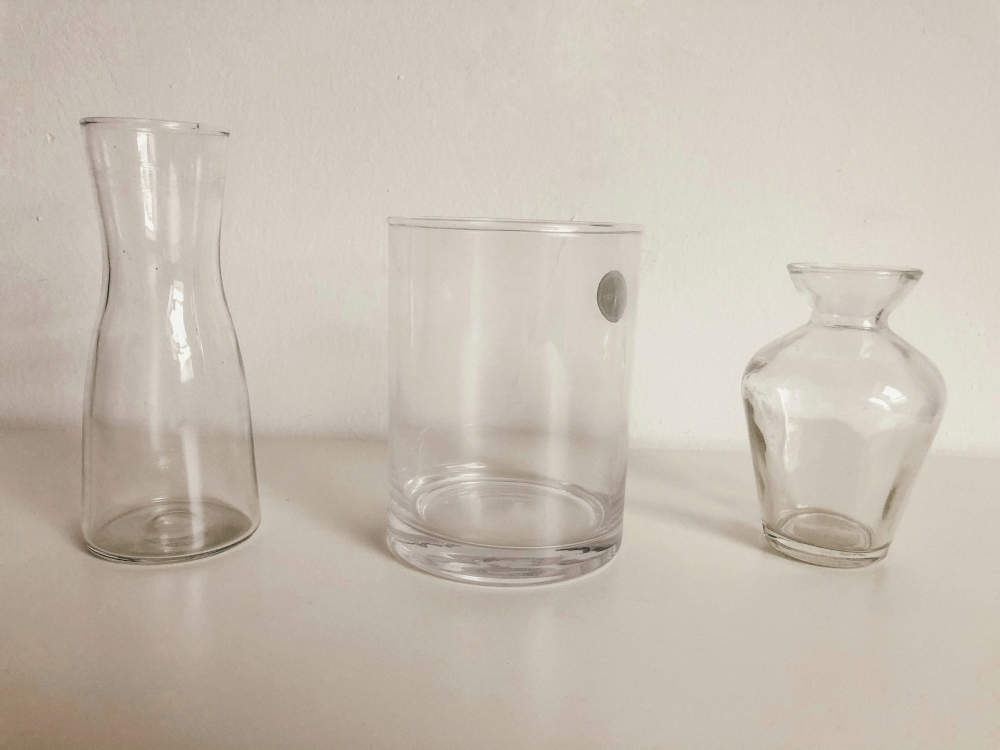 Vasen für Ableger