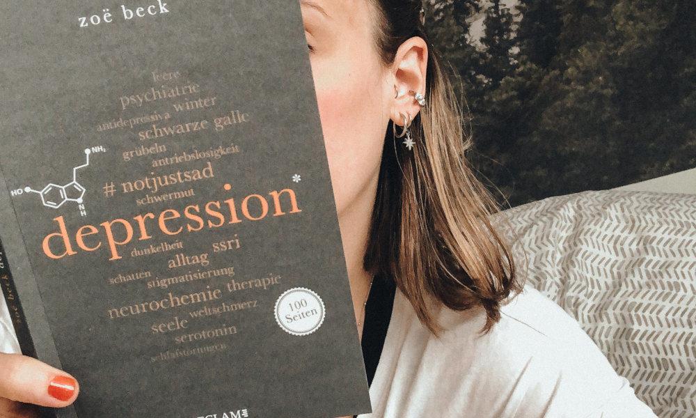 Depression. 100 Seiten Zoe Beck Reclam Verlag